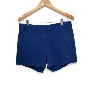 Theory Blue cotton shorts Size 10
